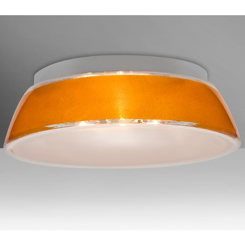 Besa Lighting Besa Lighting Pica Flushmount Light 9662GDC