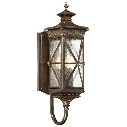 Minka Lavery Minka Rue Vieille Forged Bronze Outdoor Wall Light 9312-586
