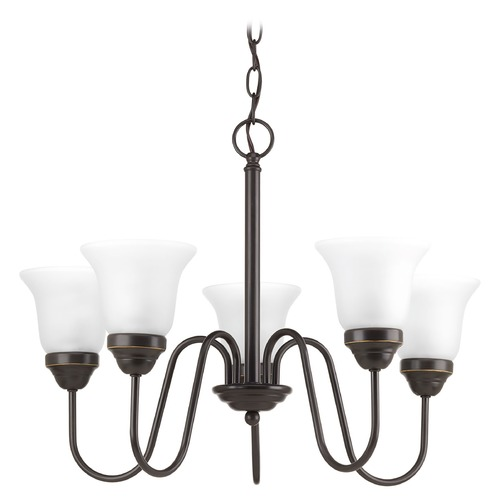 Progress Lighting Progress Lighting Classic Antique Bronze Chandelier P4757-20