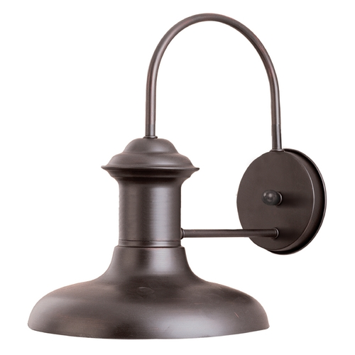 Maxim Lighting Maxim Lighting Wharf Empire Bronze Outdoor Wall Light 35001EB