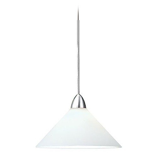 WAC Lighting WAC Lighting Contemporary Collection Chrome LED Track Pendant QP-LED512-WT/CH