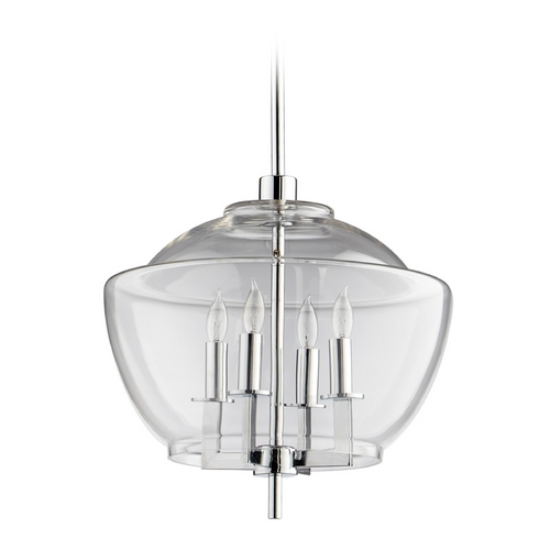 Cyan Design Cyan Design Empoli Chrome Pendant Light 05721