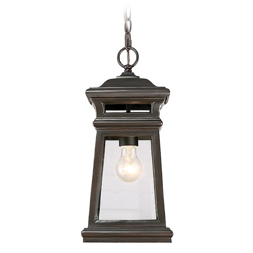Savoy House Savoy House Lighting Taylor English Bronze / Gold Outdoor Hanging Light 5-243-213
