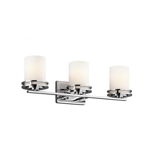 Kichler Lighting Kichler Hendrik Chrome Bathroom Light  5078CH