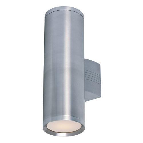 Maxim Lighting Maxim Lighting Lightray Brushed Aluminum LED Sconce 86102AL