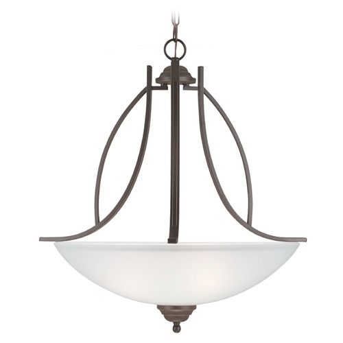 Sea Gull Lighting Sea Gull Lighting Vitelli Autumn Bronze Pendant Light 6631403-715