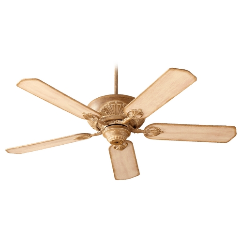 Quorum Lighting Quorum Lighting Chateaux French Umber Ceiling Fan Without Light 78525-94