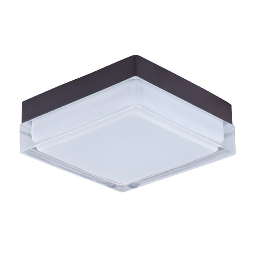 Maxim Lighting Maxim Lighting Illuminaire LED Bronze LED Flushmount Light 87644CLWTBZ