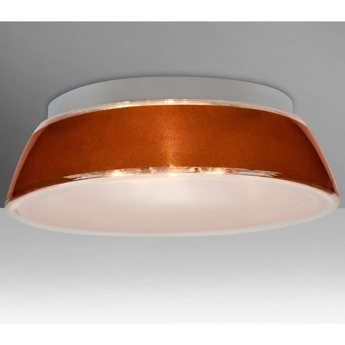 Besa Lighting Besa Lighting Pica Flushmount Light 9662TNC