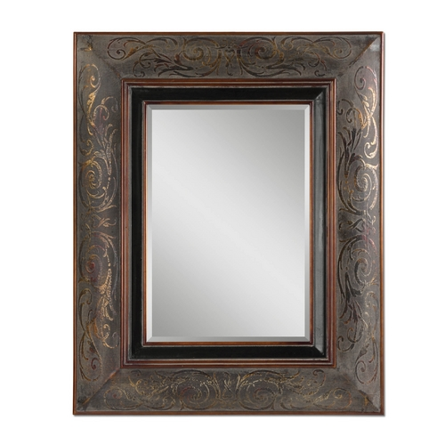 Uttermost Lighting Rectangle 34.5-Inch Mirror 07043