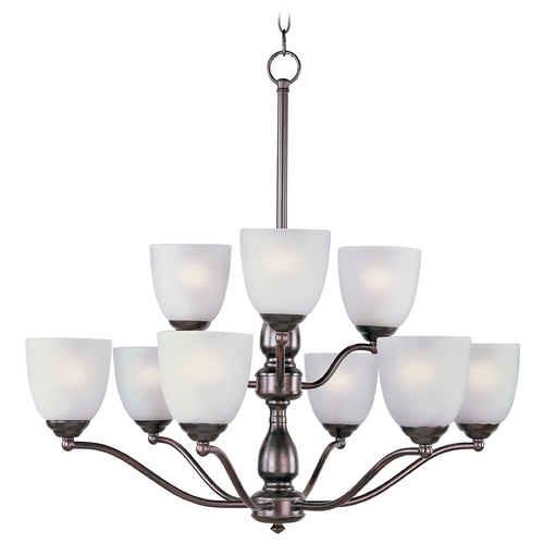 Maxim Lighting Maxim Lighting Stefan Oil Rubbed Bronze Chandelier 10066FTOI