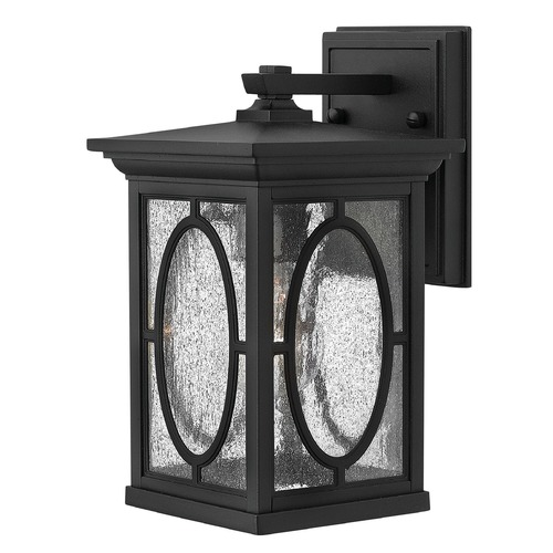 Hinkley Lighting Hinkley Lighting Randolph Black LED Outdoor Wall Light 1490BK-LED