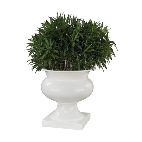 Dimond Lighting Dimond Home Jaya Bamboo Tuft Urn 9166-039