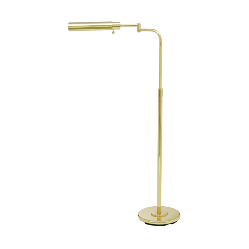 House of Troy Lighting Pharmacy Lamp in Polished Brass Finish PH100-61-F