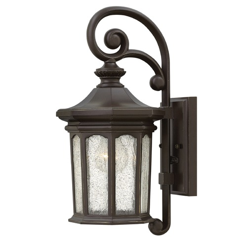 Hinkley Lighting Hinkley Lighting Raley Oil Rubbed Bronze Outdoor Wall Light 1600OZ