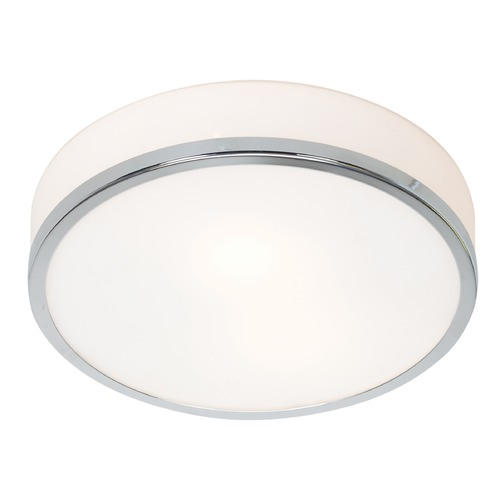 Access Lighting Access Lighting Aero Chrome LED Flushmount Light 20670LEDD-CH/OPL
