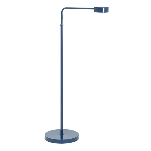 House of Troy Lighting House Of Troy Generation Navy Blue LED Swing Arm Lamp G400-NB