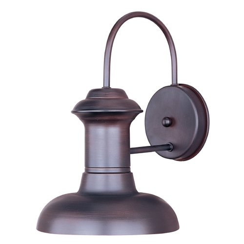 Maxim Lighting Outdoor Wall Light in Oriental Bronze Finish 35002OB