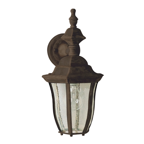 Maxim Lighting Maxim Lighting Madrona Rust Patina Outdoor Wall Light 1011RP