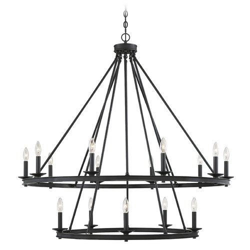 Savoy House Savoy House Lighting Middleton Classic Bronze Chandelier 1-312-15-44