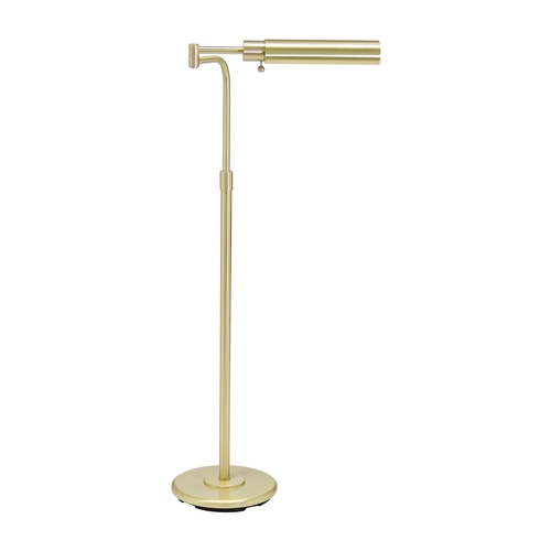 House of Troy Lighting Pharmacy Lamp in Satin Brass Finish PH100-51-F