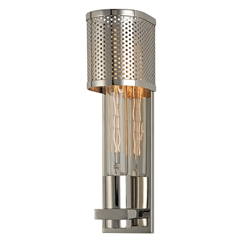 Hudson Valley Lighting Hudson Valley Lighting Meridian Polished Nickel Sconce 2611-PN