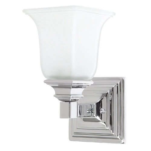 Capital Lighting Capital Lighting Chrome Sconce 1061CH-142