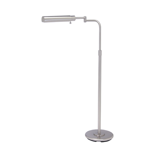 House of Troy Lighting Pharmacy Lamp in Satin Nickel Finish PH100-52-F