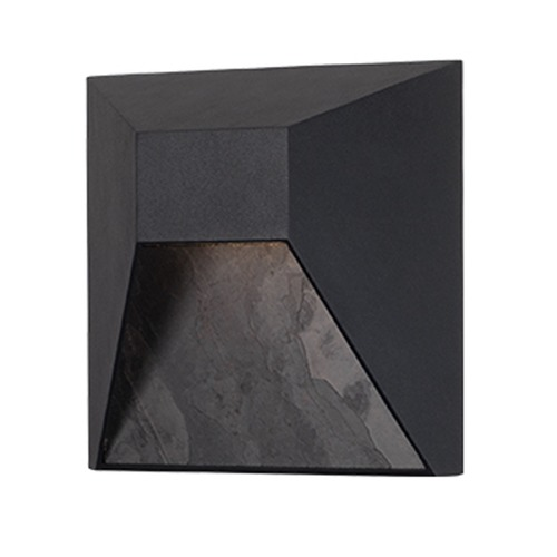 Kuzco Lighting Kuzco Black LED Outdoor Wall Light EW53908