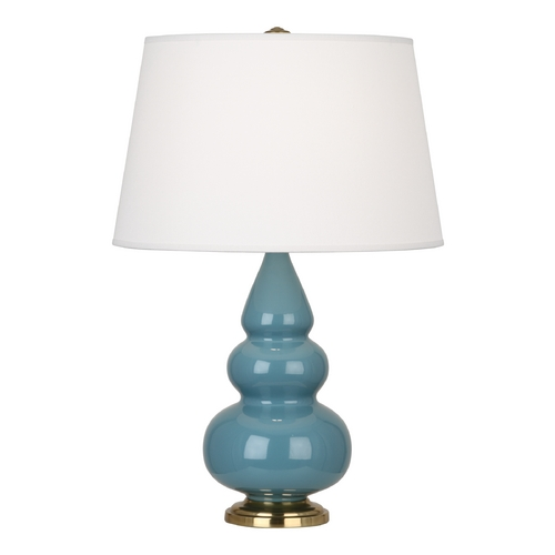 Robert Abbey Lighting Robert Abbey Small Triple Gourd Table Lamp OB30X