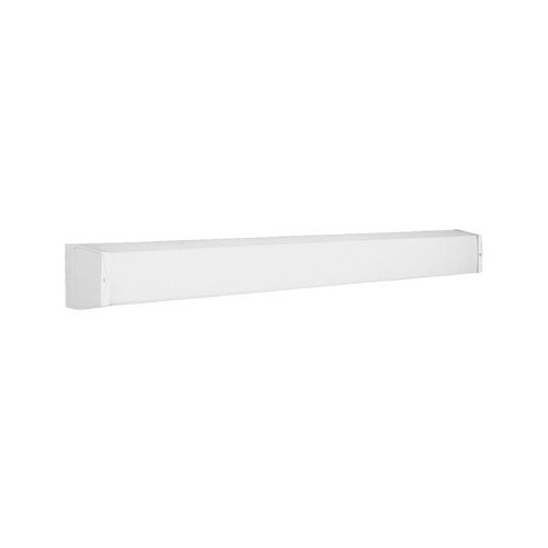 Progress Lighting Progress Sconce Wall Light with White in White Finish P7132-30EB