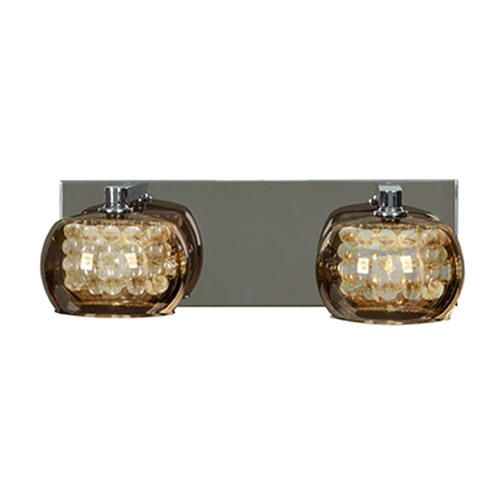 Access Lighting Access Lighting Glam Chrome Bathroom Light 52112-CH/MIR