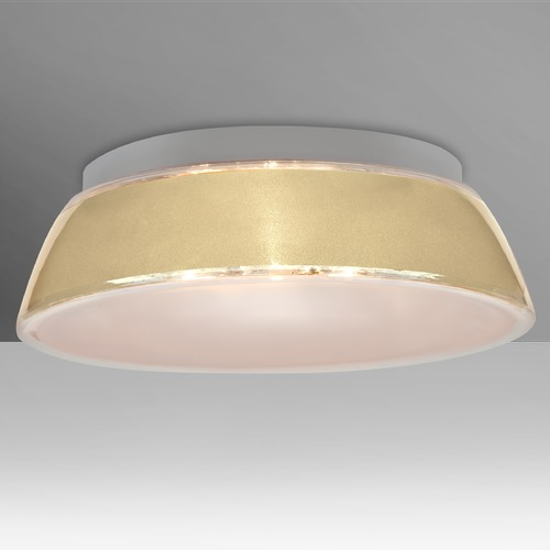 Besa Lighting Besa Lighting Pica Flushmount Light 9663CRC