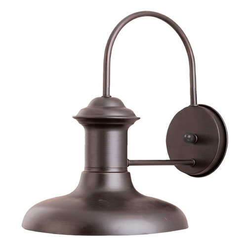 Maxim Lighting Maxim Lighting Wharf Empire Bronze Outdoor Wall Light 35003EB