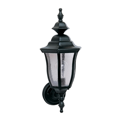 Maxim Lighting Maxim Lighting Madrona Black Outdoor Wall Light 1012BK