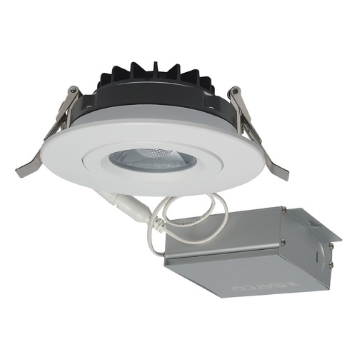 Satco Lighting Satco Lighting White LED Recessed Kit S11618