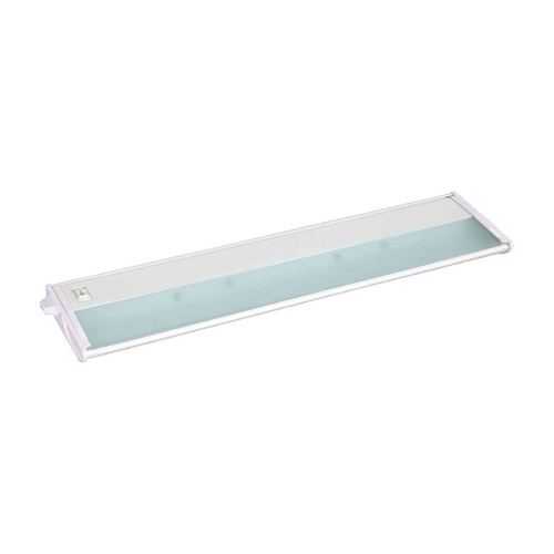 Maxim Lighting Maxim Lighting Countermax Mx-X120c White 21-Inch Linear Light 87842WT