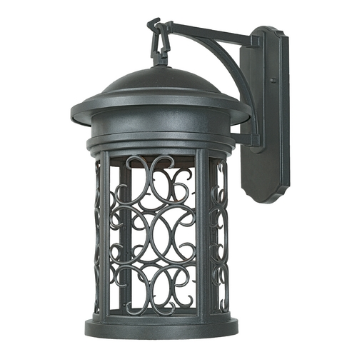 Designers Fountain Lighting Outdoor Wall Light in Oil Rubbed Bronze Finish 31131-ORB