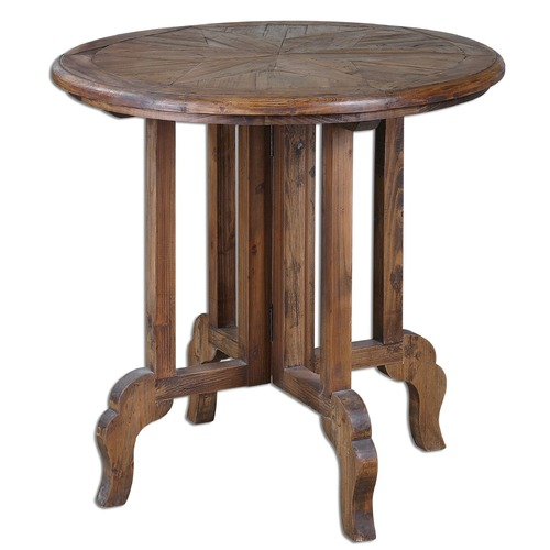 Uttermost Lighting Uttermost Imber Round Accent Table 24372