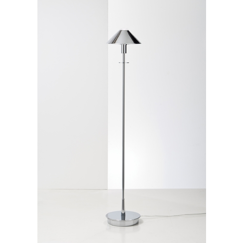 Holtkoetter Lighting Holtkoetter Modern Floor Lamp in Chrome Finish 6505 CH