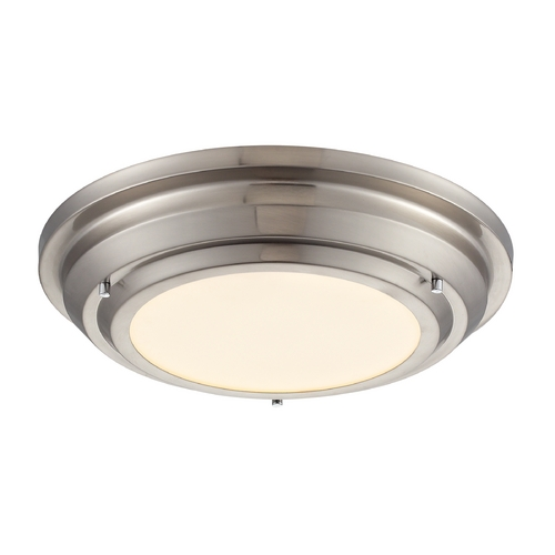Elk Lighting LED Flushmount Light in Brushed Nickel Finish 57000/LED