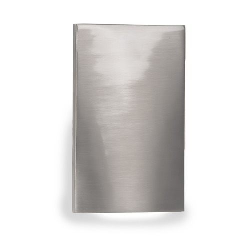 WAC Lighting WAC Lighting Wac Landscape Brushed Nickel LED Surface Mounted Step Light WL-LED210-C-BN