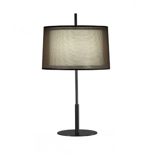 Threeway Table Lamp With Double Shade Z2180