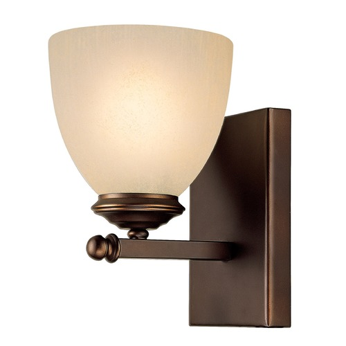 Capital Lighting Capital Lighting Chapman Burnished Bronze Sconce 8401BB-201