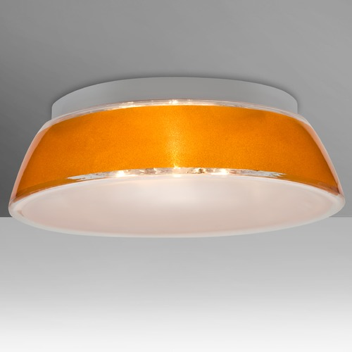 Besa Lighting Besa Lighting Pica Flushmount Light 9663GDC