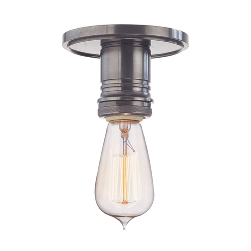 Hudson Valley Lighting Semi-Flushmount Light in Historic Nickel Finish 8100-HN