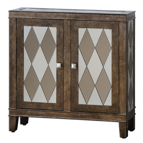 Uttermost Lighting Uttermost Trivelin Wooden Console Cabinet 24374