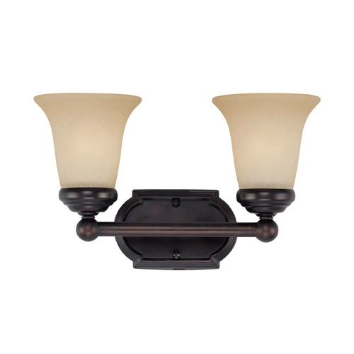 Savoy House Savoy House English Bronze Bathroom Light 8P-60500-2-13