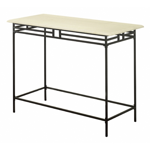 Lite Source Lighting Lite Source Lighting Prairie Collection Black Coffee & End Table LCT-6027
