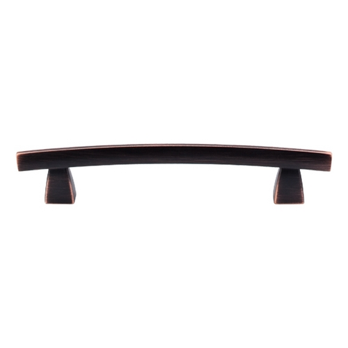 Top Knobs Hardware Modern Cabinet Pull in Tuscan Bronze Finish TK4TB